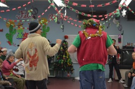 Ugly Christmas Sweater Party! (1)