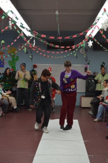 Ugly Christmas Sweater Party! (3)