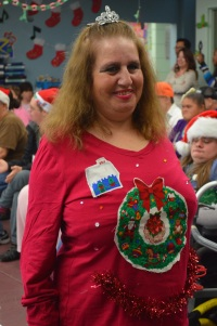 Ugly Christmas Sweater Party! (6)
