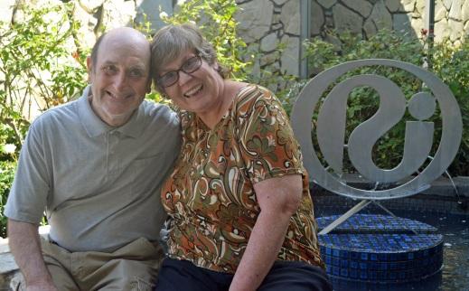 Diana and Robert