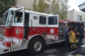 Visit from City of Orange Fire Department (11)