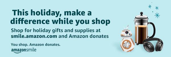 Amazon Smile - Holiday Email Signature